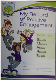 Positive Learning Engagement Record